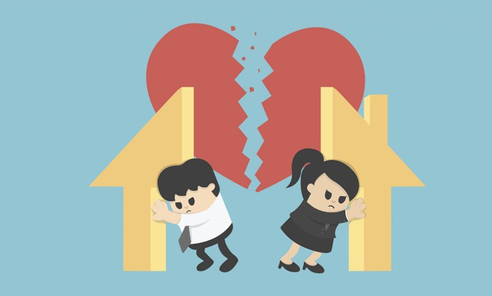 Immobilie in der Scheidung: Das sind Ihre Möglichkeiten