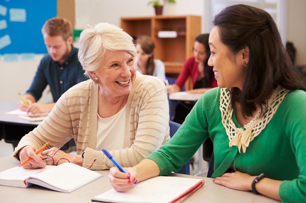 Studieren im Alter – man lernt nie aus
