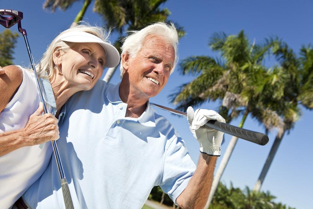 Das Alter im Paradies genießen