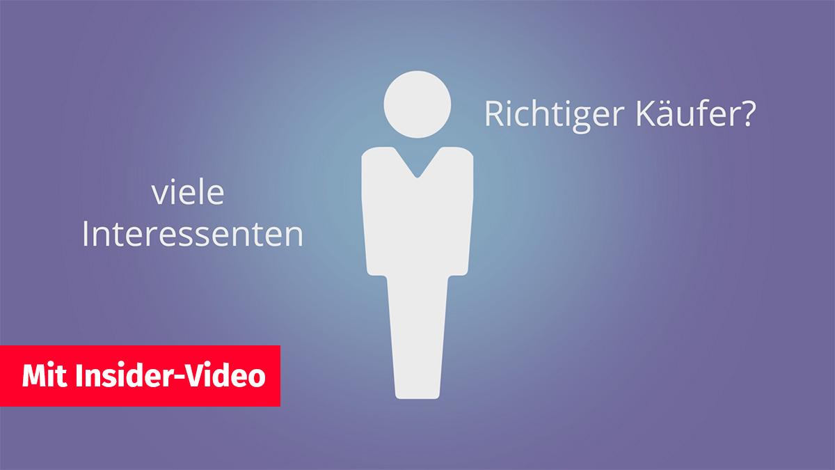 Video: Wie finde ich den passenden Käufer für meine Immobilie?